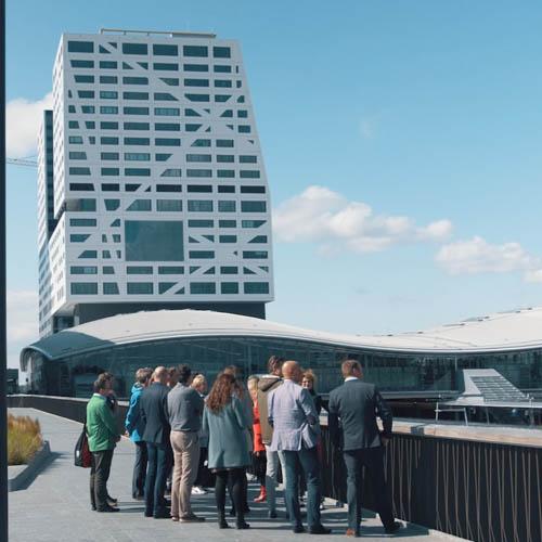 Creme Nederland bijeenkomst Utrecht stadskantoor